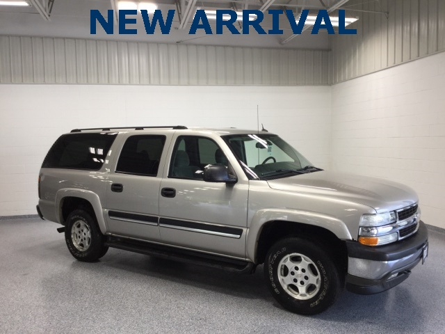 Pre-Owned 2005 Chevrolet Suburban 1500 LS