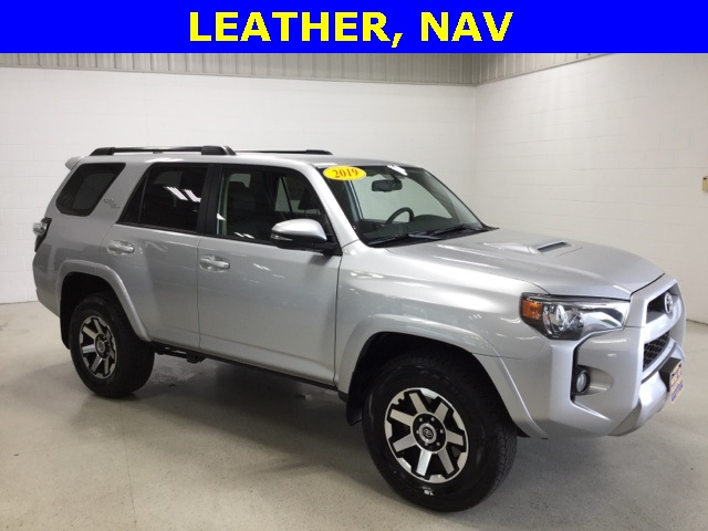 Pre-Owned 2019 Toyota 4Runner SR5 TRD OFF ROAD