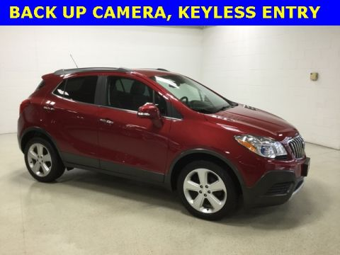 Pre-Owned 2015 Buick Encore Base